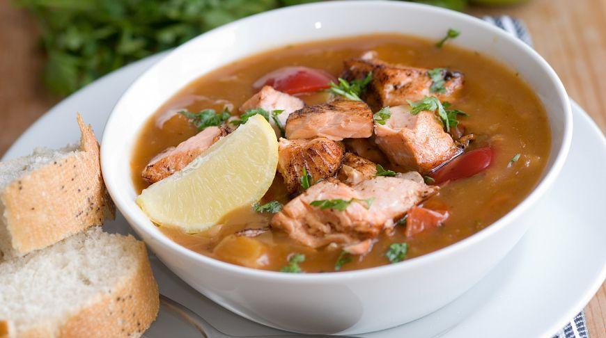 Рыбный суп по-гречески: рецепт Джейми Оливера