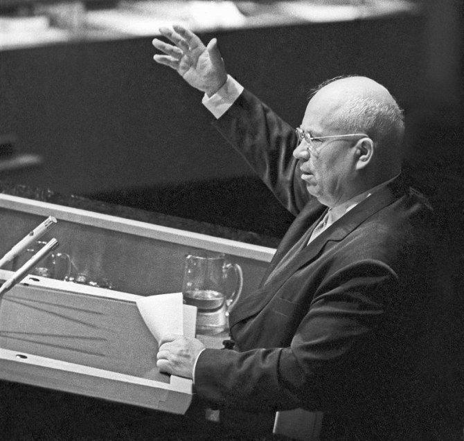 Пять заявлений СССР, напугавших мир