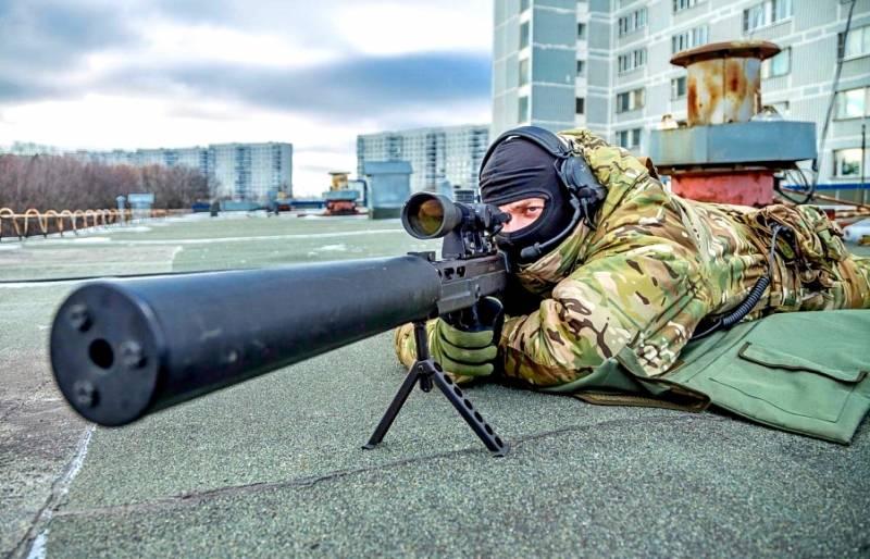 Снайперы: право на выстрел