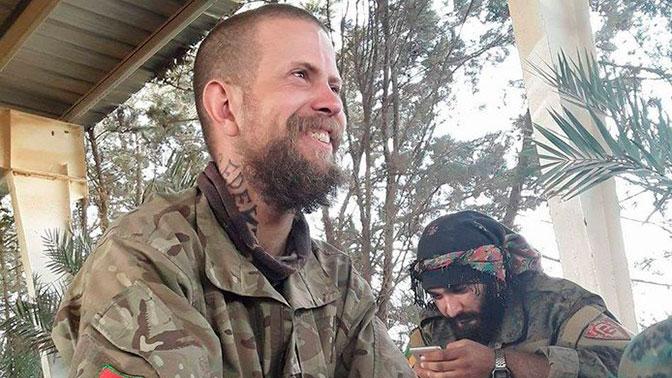 В Сирии убили известного голландского неонациста, воевавшего в Донбассе на стороне ВСУ