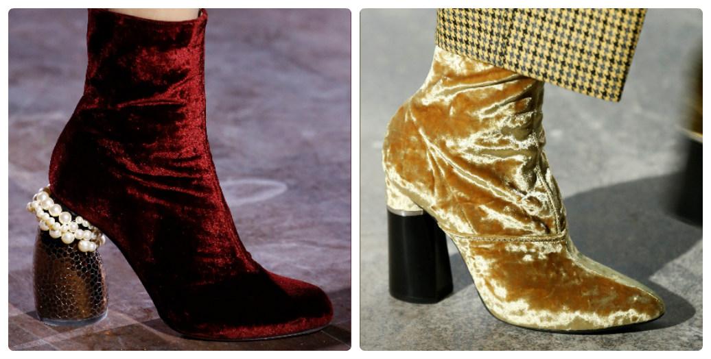 Осенний сезон обещает порадовать модниц яркой и стильной обувью. Дизайнеры приготовили массу сюрпризов!
