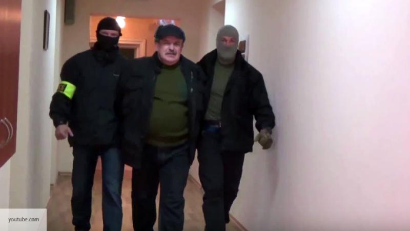 Суд вынес приговор шпиону из Украины, задержанному в Крыму