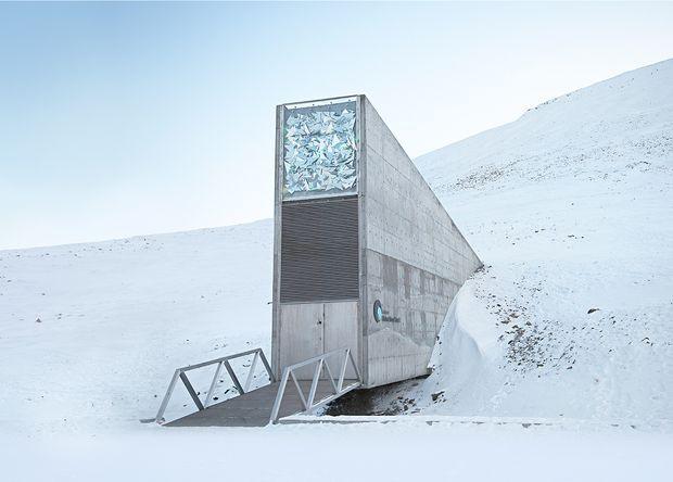 Из-за глобального потепления подтопило «Хранилище судного дня» в Норвегии