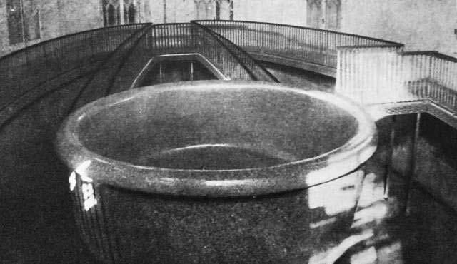 Для чего предназначалась знаменитая Царь-ванна