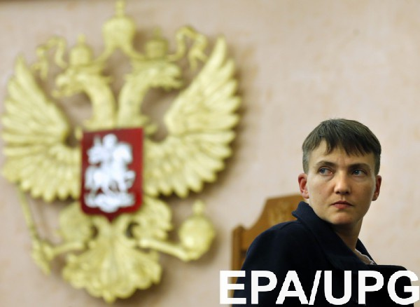 У Савченко назвали «провокацией» обвинения в подстрекательстве военных к мятежу