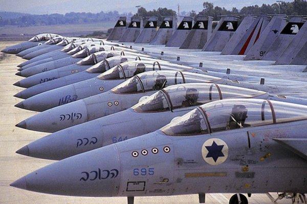 Израиль начинает свою войну