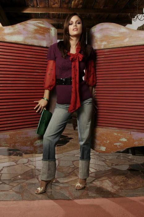 Рэйчел Билсон  в фотосессии Патрика Фрейзера