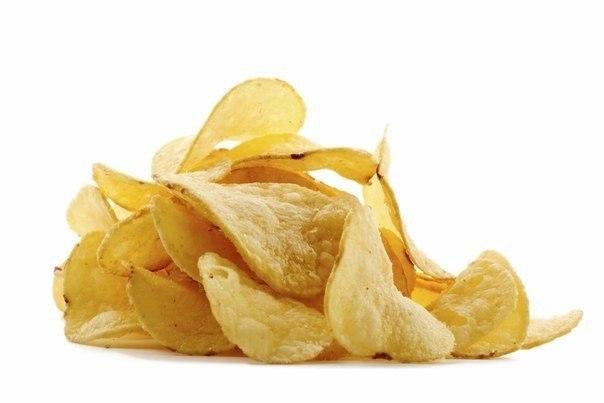 Как приготовить хрустящие и вкусные чипсы в микроволновке