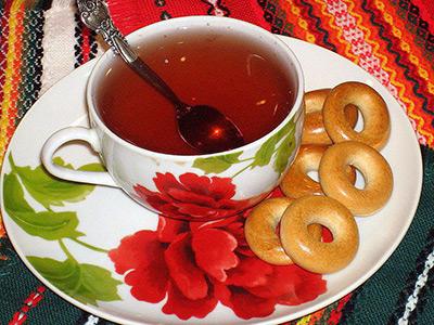 Чай из облепихи