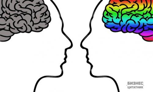 Мы стимулируем работу мозга.