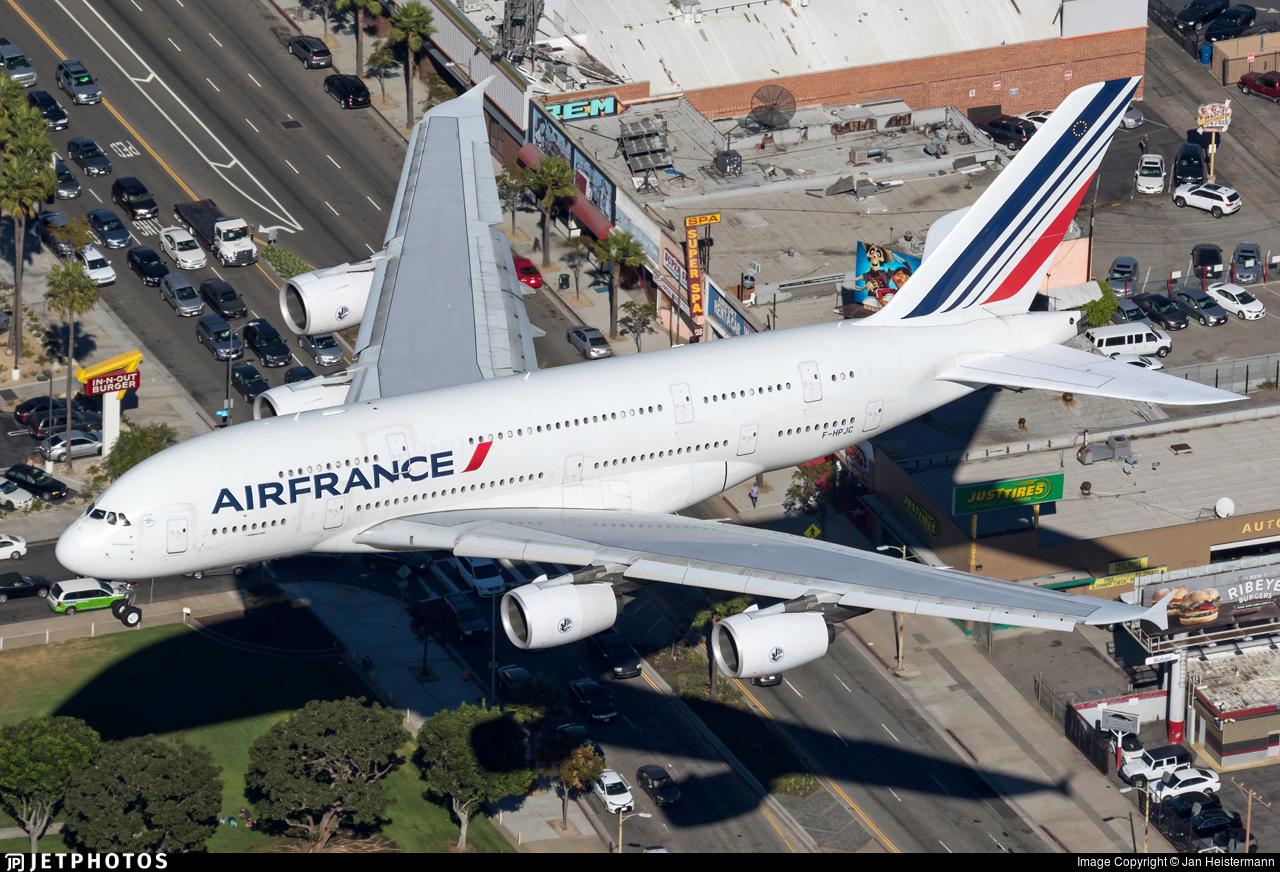 О проблемах A380 в Air France. Или наоборот.