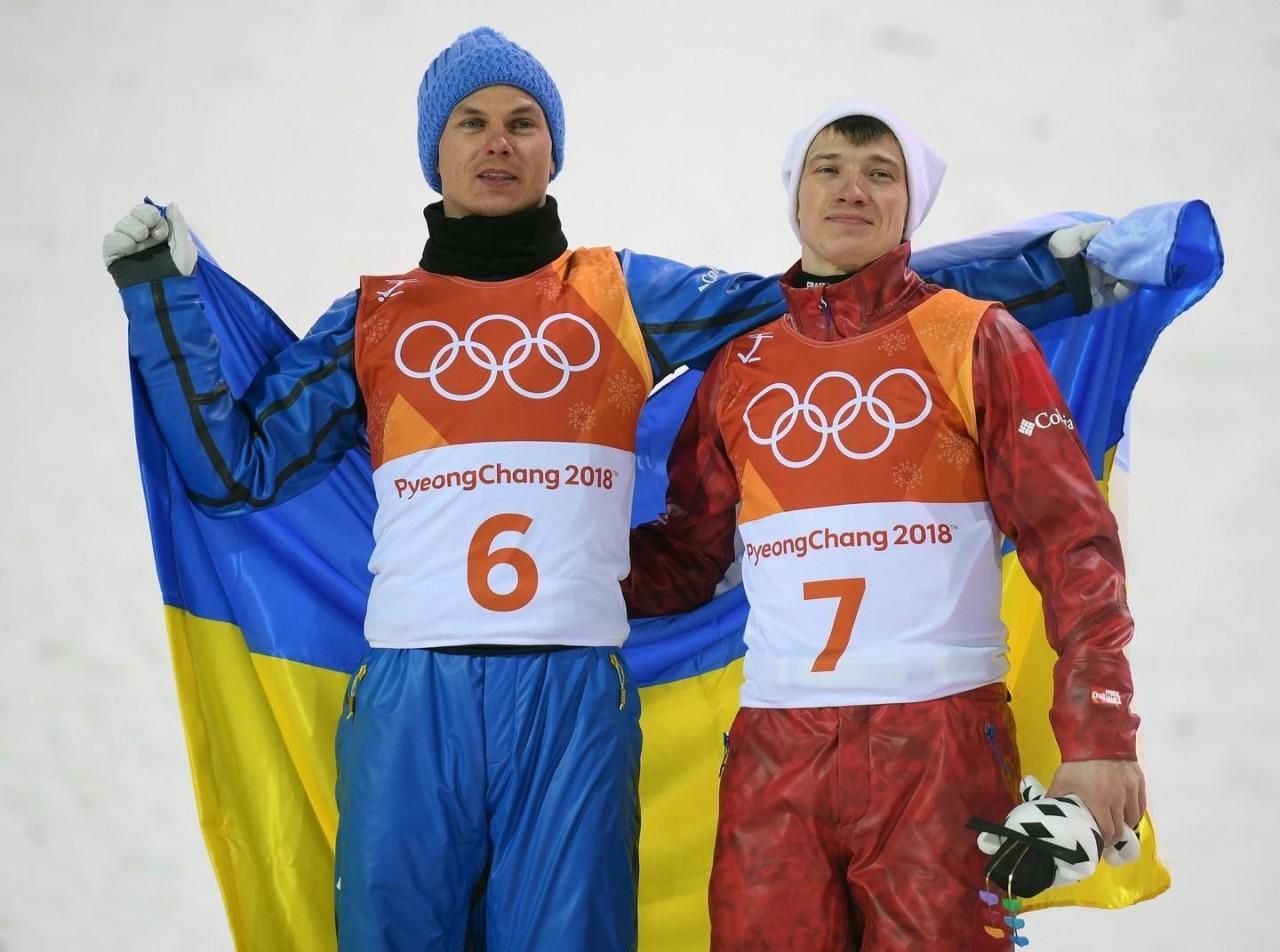 «Скажите мне, что это неправда!». Поступок русского и украинца на Олимпиаде взбесил неонациста