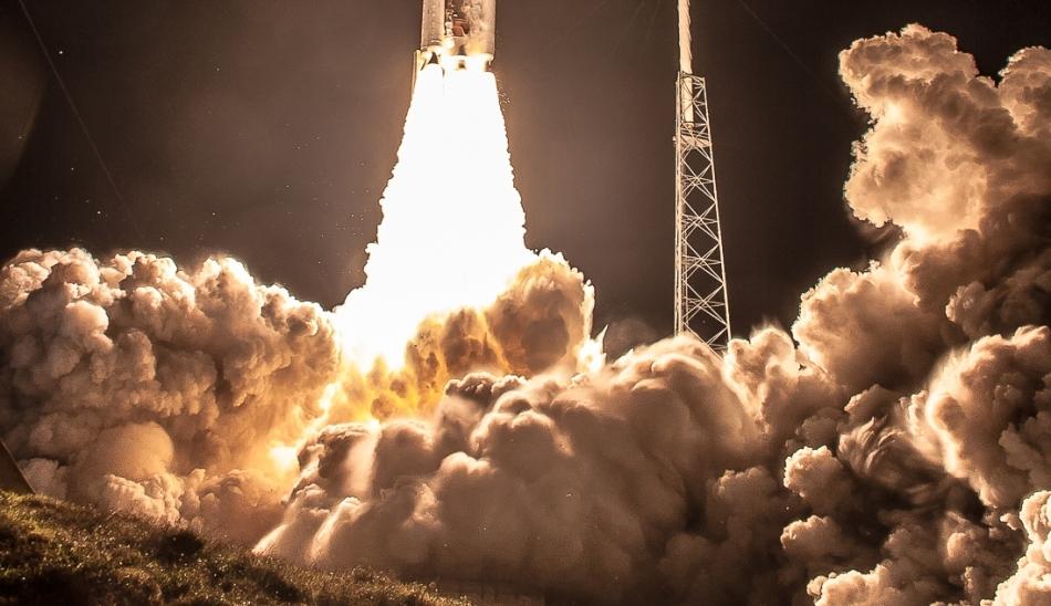 Россия первая в мире успешно испытала детонационный жидкостный ракетный двигатель