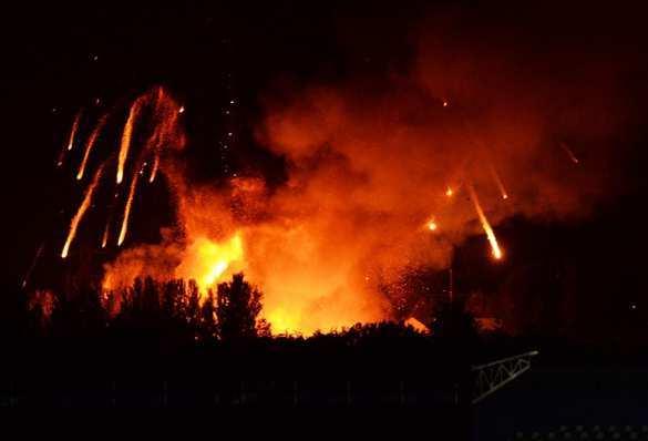 Как обычно — происки Кремля: «Пожар вБалаклее произошел из-за диверсии»— военный прокурор Матиос