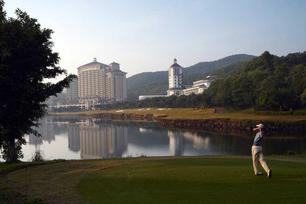 Mission Hills: самый большой гольф-клуб в мире