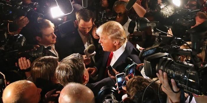 «Сборище лжецов!»: Трамп на …