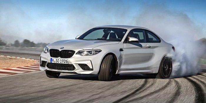 BMW М2 получит мотор на 450 лошадей