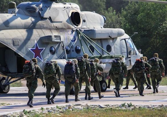"""""""Запад-2017"""": Уничтожение ПВО НАТО вертолетами."""