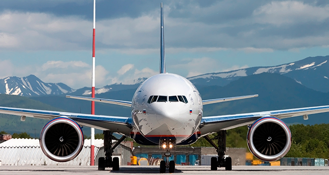 """""""Аэрофлот"""" пополнит парк самолетами Boeing 777-300ER"""