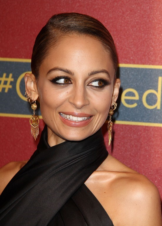 113995, Nicole Richie attends the 5th Annual QVC Red Carpet Style held at the Four Seasons Hotel in Los Angeles on Thursday February, 13, 2014. Photograph: © Pacific Coast News. Los Angeles Office: +1 310.822.0419 London Office: +44 208.090.4079 sales@pac