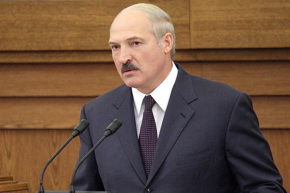 Лукашенко: Всех до единого в…
