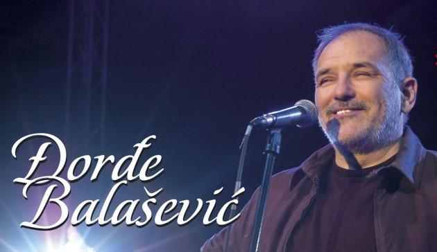 Сербский шансонье - Джордже Балашевич.