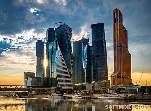 Самые высокие небоскрёбы России