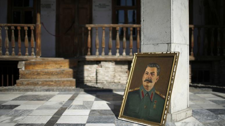 Британский историк: Сталин — самый успешный российский лидер со времён Чингисхана