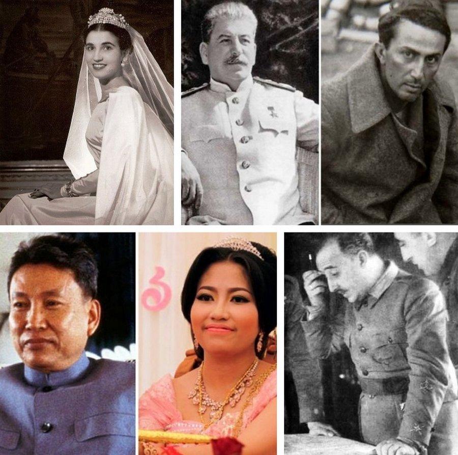 Судьбы детей диктаторов XX века