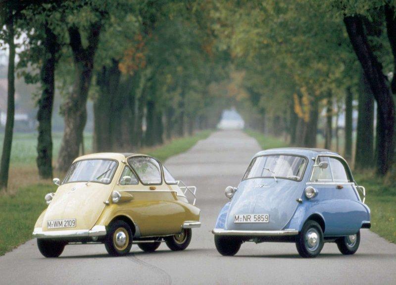 Гид по немецким компактным авто