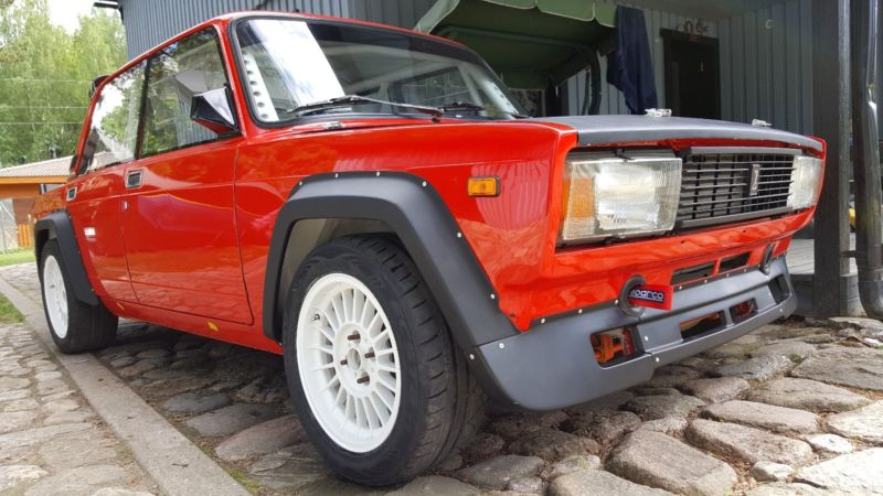 Редчайшую Lada VFTS выставили на продажу в Эстонии