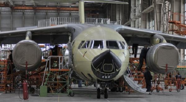 ВТаганроге нашли замену запрещенному украинскому двигателю для Ан-148