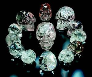Один из тринадцати черепов соберет знания остальных