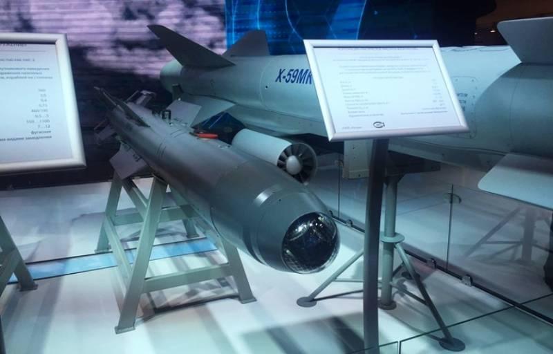 Работы по созданию бомбы КАБ-250 завершатся до конца года