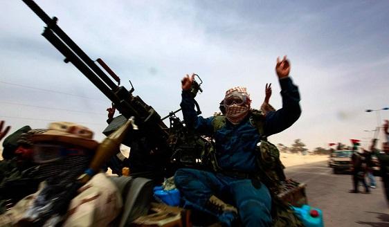 Боевики «Нусры» массово сдаются насирийско-ливанской границе