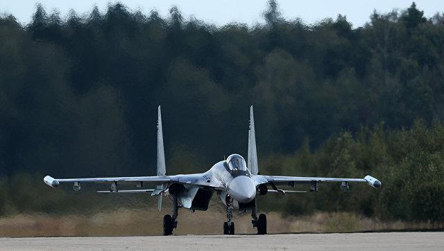 National Interest оценил шансы Су-35 в бою с американскими самолетами