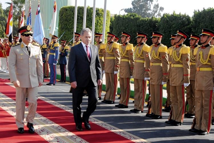 Российские инструкторы будут обучать египетские Силы специальных операций?
