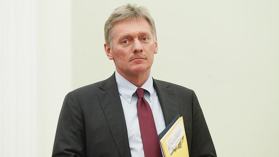 Песков назвал президента «требовательным начальником»