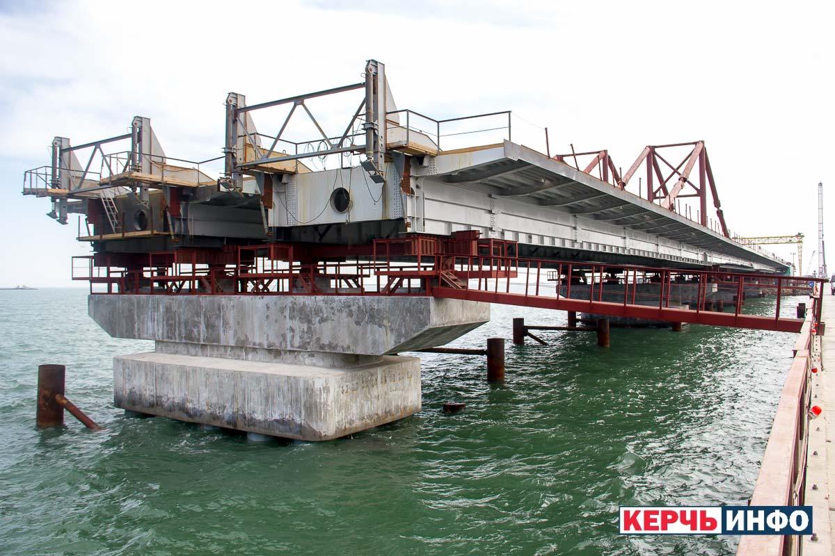 """Строители Крымского моста: """"...наша победа будет тихой и незаметной!"""""""