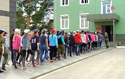 Восемь человек на место: зачем девушки идут в Рязанское училище ВДВ