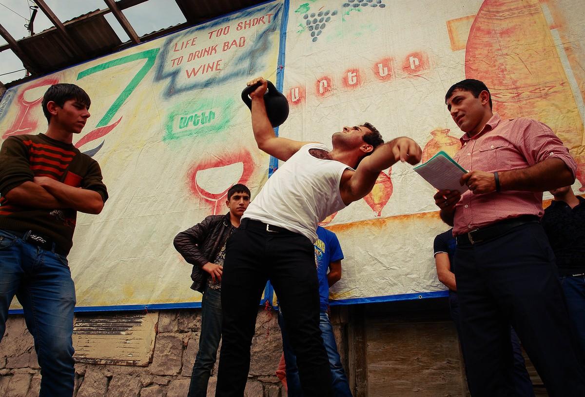 Areni20 Фестиваль вина в армянском Арени