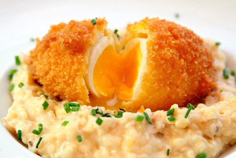 5 идеальных завтраков из яиц