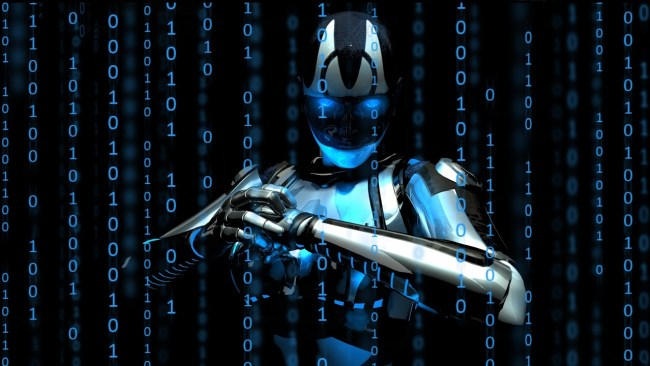 О власти роботов