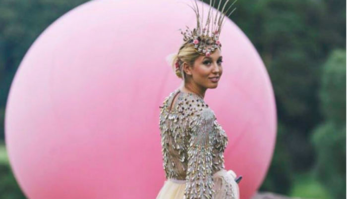 Греческая принцесса Мария-Олимпия с размахом отметила свой 21-й день рождения