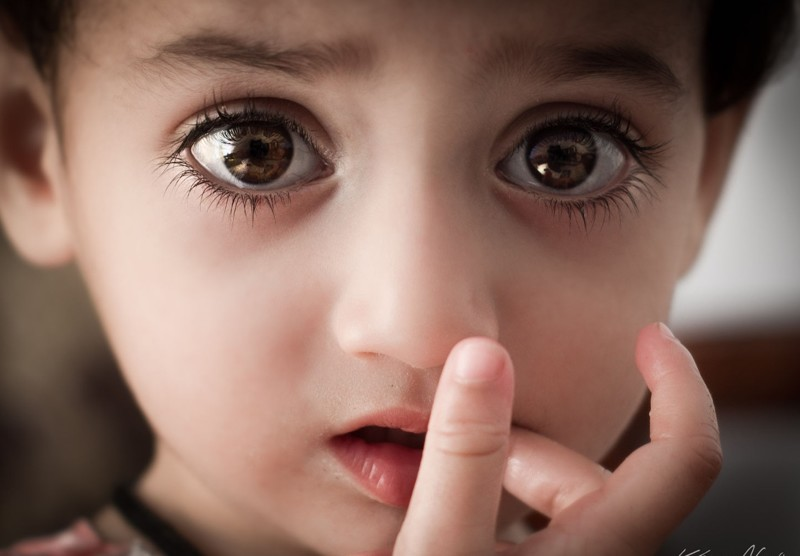 Удивительный детский взгляд со всего света на наш мир