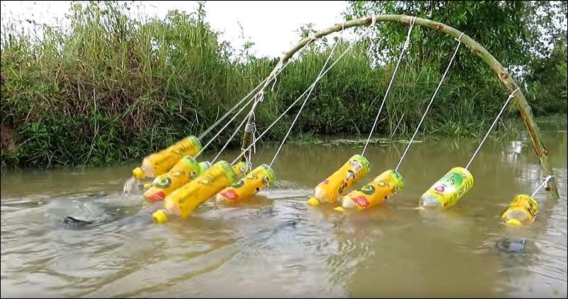 Рыбалка по-камбоджийски