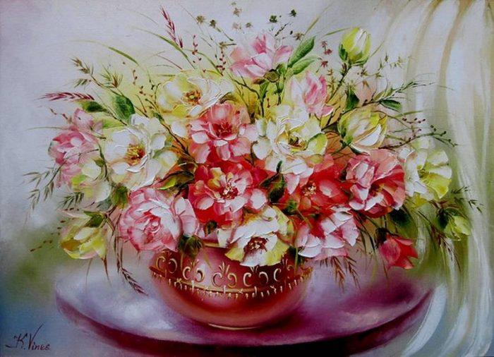 художник Екатерина Сенив картины – 19