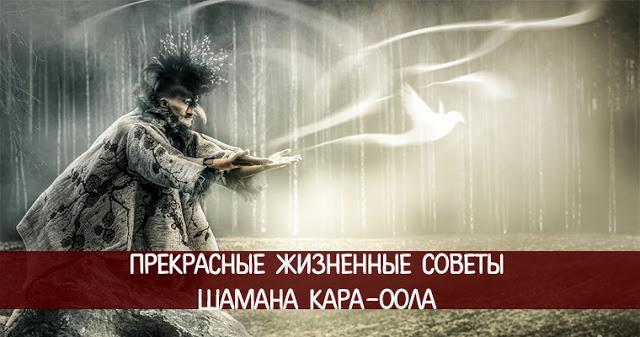 Прекрасные советы шамана Тулы