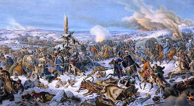 Неизвестный Сталинград. К 204-летию битвы на Березине