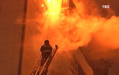 В Тюмени задержали подозреваемого в поджоге девятиэтажного дома